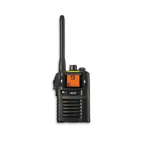 八重洲無線 トランシーバー(無線機) SR70A-B