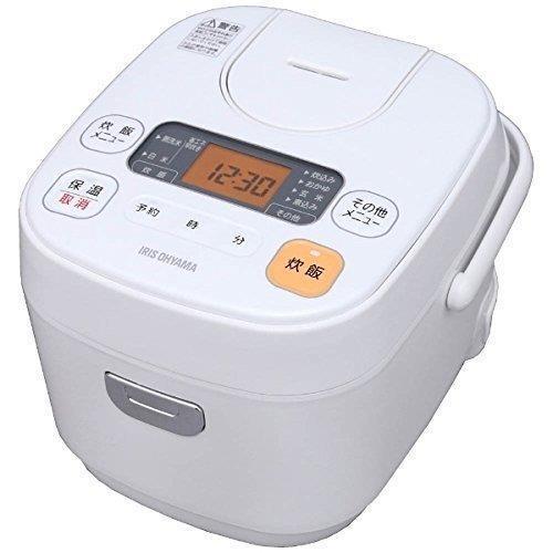 アイリスオーヤマ 炊飯器 ERC-MA30-W