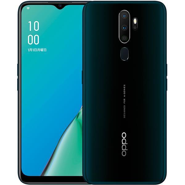 OPPO スマートフォン(SIMフリー) OPPO A5 2020 SIMフリー [グリーン]
