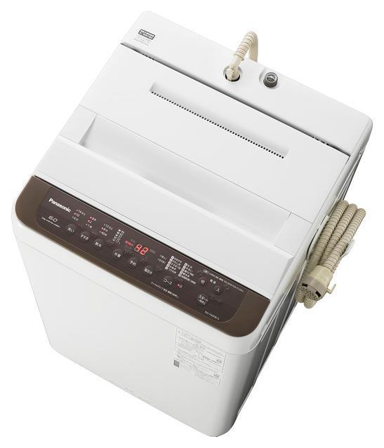 Panasonic 洗濯機 NA-F60PB13-T
