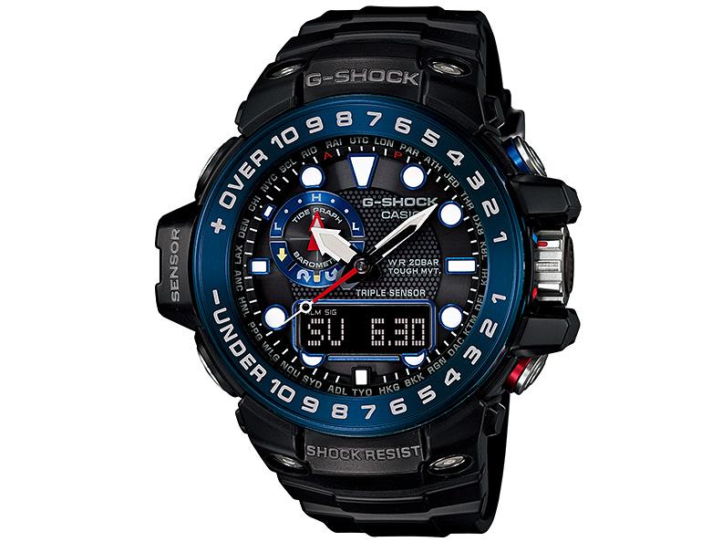 CASIO 男性向け腕時計 GWN-1000B-1BJF