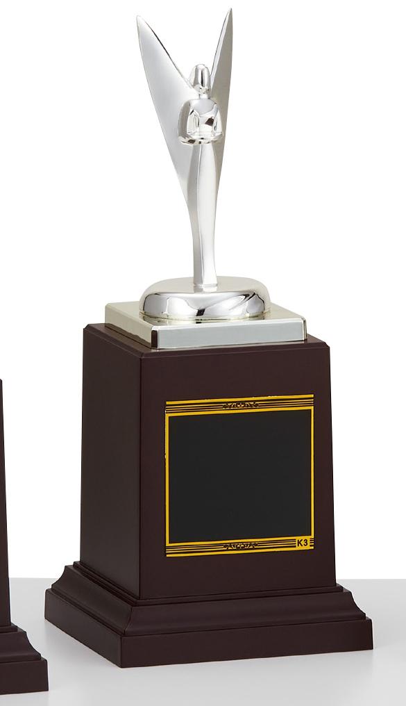 文字彫刻無料 ブロンズ 高さ:26.5cm デポー 贈り物 B2544B