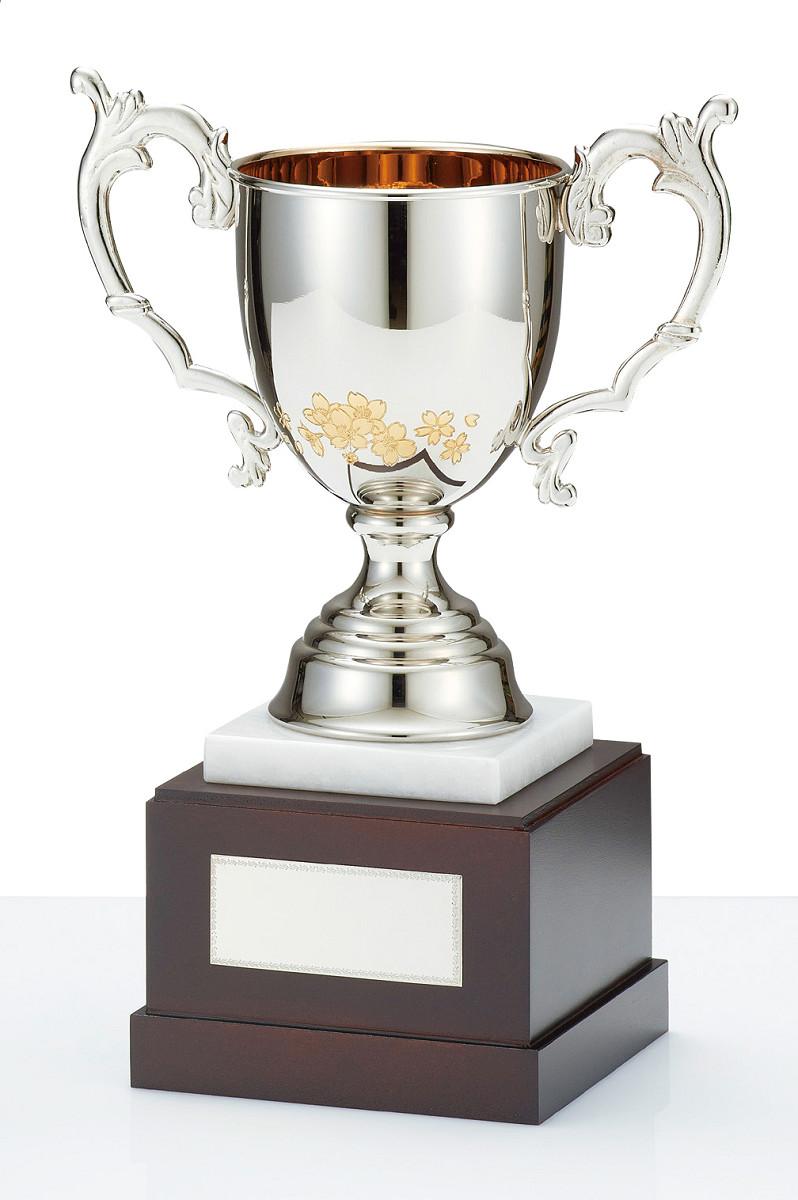 【文字彫刻無料】優勝カップ(C1060B)高さ:31.5cm/リボン無料/真鍮