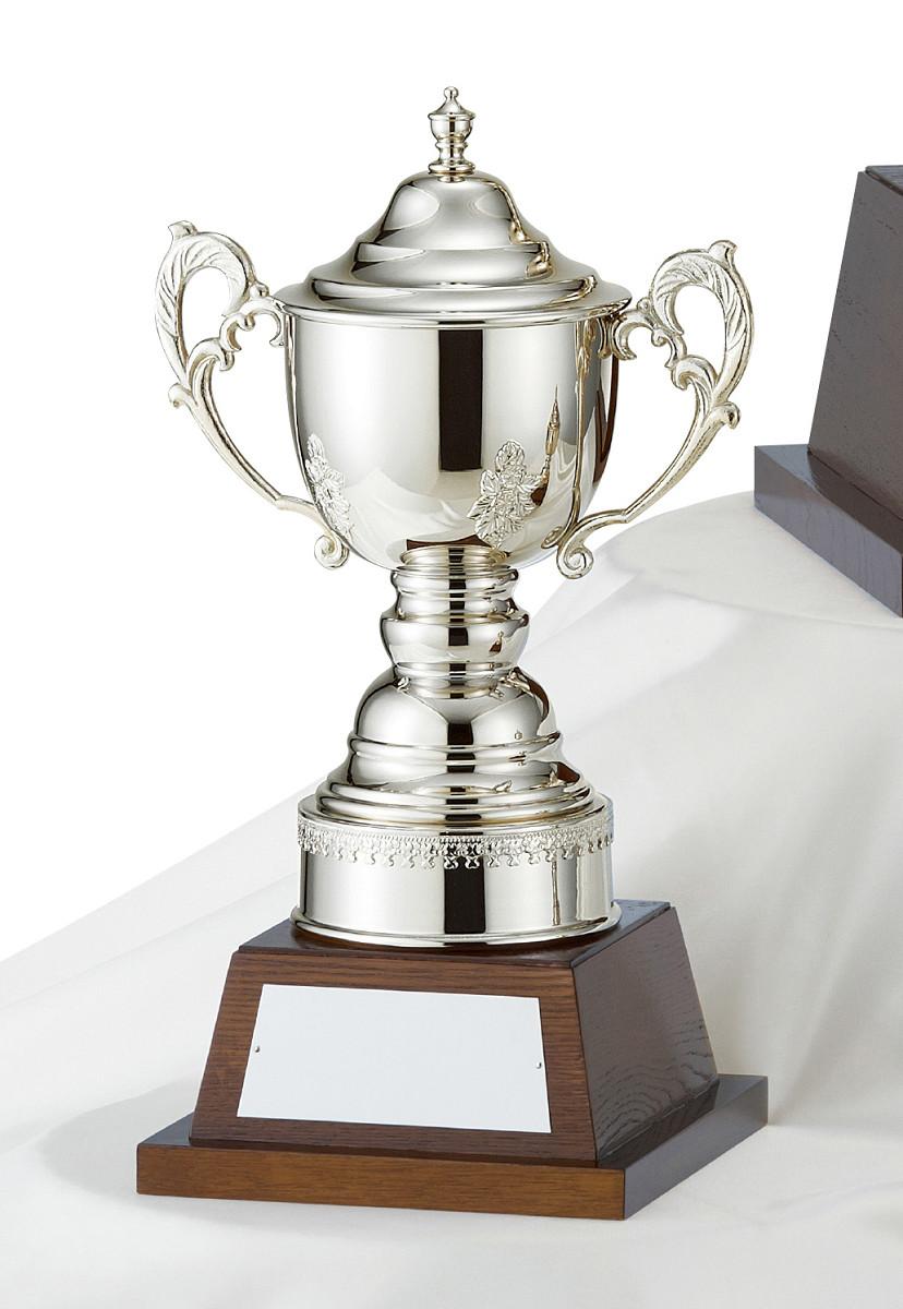 【文字彫刻無料】優勝カップ(C1073B)高さ:45cm/リボン無料/真鍮/ハードケース付き