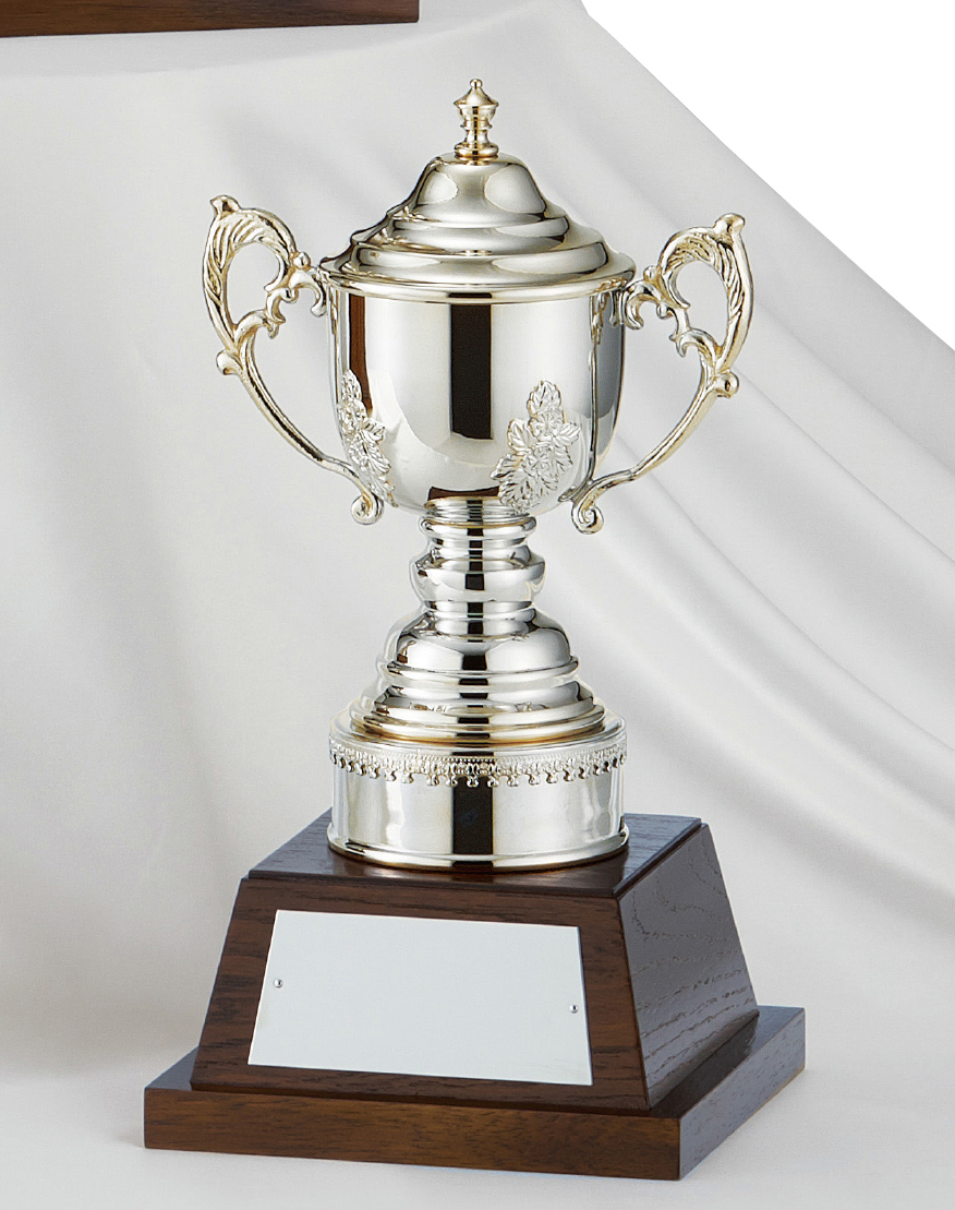 【文字彫刻無料】優勝カップ(C1073C)高さ:34.5cm/リボン無料/真鍮