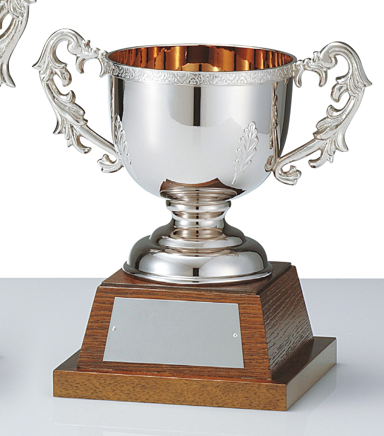 【文字彫刻無料】優勝カップ(C1074C)高さ:23.5cm/リボン無料/真鍮