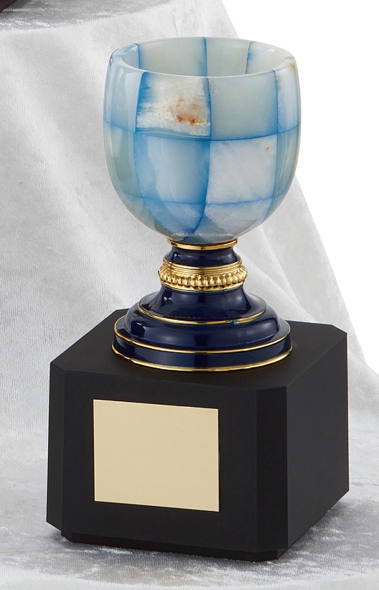 【文字彫刻無料】優勝カップ(C1302C)高さ:18cm/リボン無料/オニックス