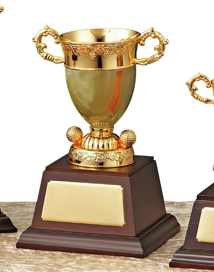 【文字彫刻無料】優勝カップ(C1331C)高さ:22.5cm/リボン無料/オニックス/ゴルフ