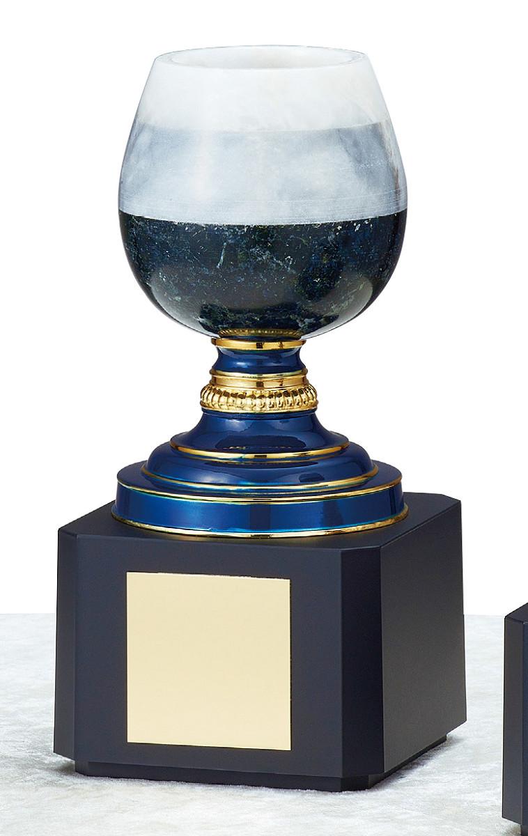 【文字彫刻無料】優勝カップ(C1441B)高さ:23.5cm/リボン無料/オニックス