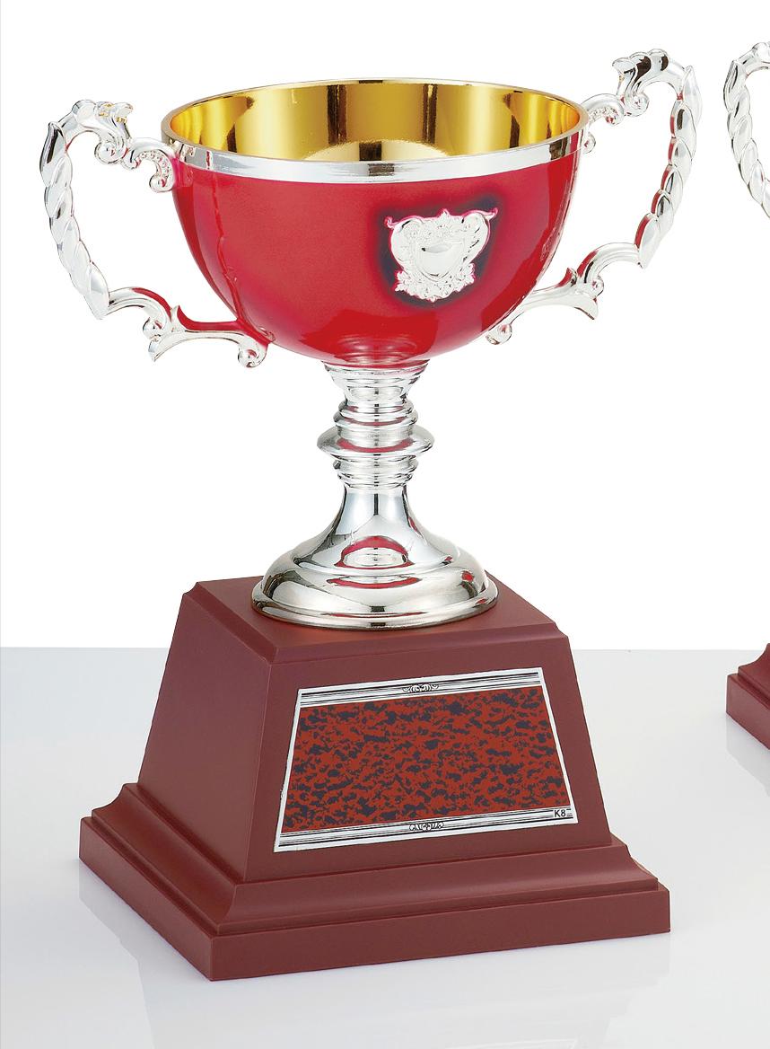 【文字彫刻無料】優勝カップ(C1620A)高さ:25.5cm/リボン無料