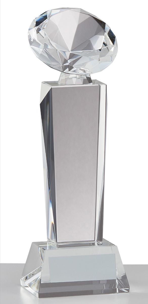 【文字彫刻無料】クリスタル(GW4825A)高さ:25cm/種目選択可