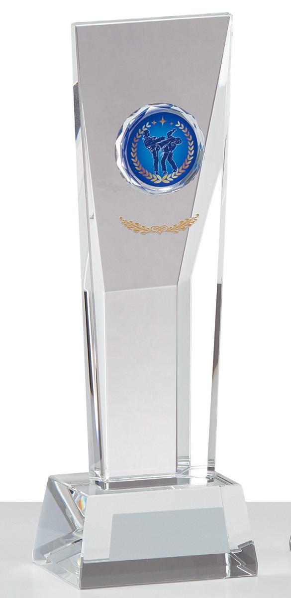 【文字彫刻無料】クリスタル(GW4836A)高さ:24cm/種目選択可