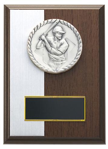【文字彫刻無料】楯(PL6282D)高さ:21cm/野球