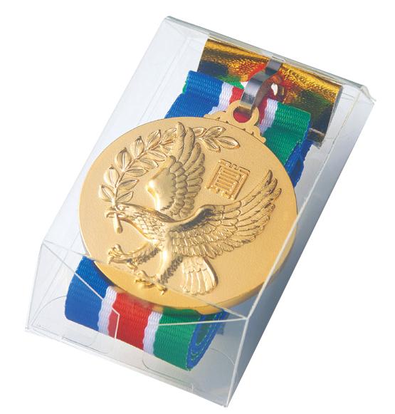 文字彫刻無料 期間限定の激安セール 高品質 40mmメダル SM40C PPケース