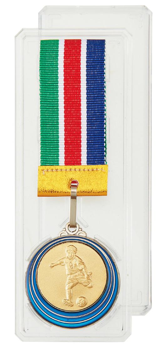 公式通販 文字彫刻無料 40mmカラーメダル SMC40A 祝開店大放出セール開催中 プラスチックケース