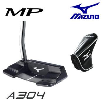 ミズノ 軟鉄鍛造削り出しパター MP A304 (5KJSP80404) MIZUNO ゴルフ エムピー【ラッキーシール対応】