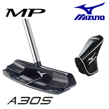 ミズノ 軟鉄鍛造削り出しパター MP A305 (5KJSP80405) MIZUNO ゴルフ エムピー【ラッキーシール対応】