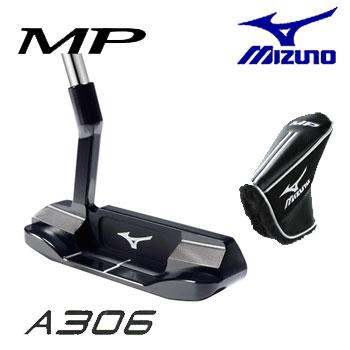 ミズノ 軟鉄鍛造削り出しパター MP A306 (5KJSP80406) MIZUNO ゴルフ エムピー【ラッキーシール対応】
