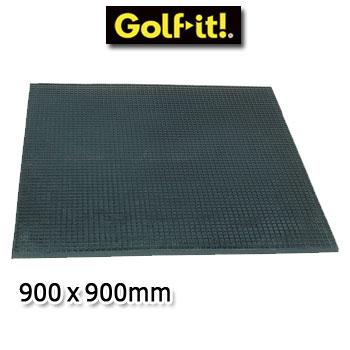 ライト スタンスマット大 M-204 [ゴルフ練習用マット][スイング練習] LITE ゴルフ【ラッキーシール対応】