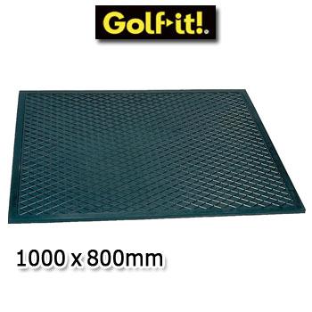 ライト スタンスマットS M-207 [ゴルフ練習用マット][スイング練習] LITE ゴルフ【ラッキーシール対応】