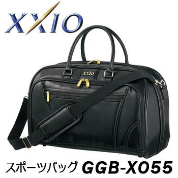ダンロップ ゼクシオ スポーツバッグ GGB-X055 DUNLOP XXIO ゴルフ (ボストンバッグ) 【KOBE】