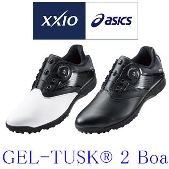 アシックス ASICS ゴルフシューズ ゲルタスク2 ボア TGN921 GEL-TUSK 2 Boa(メンズ)【ラッキーシール対応】