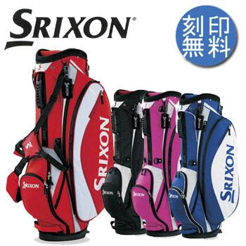 ダンロップ SRIXON スリクソン キャディバッグ GGC-S047 9.5型  スタンド式 DUNLOP ゴルフ【ラッキーシール対応】