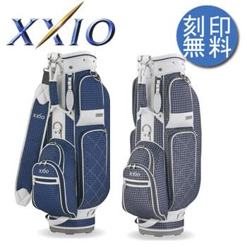 ダンロップ XXIO ゼクシオ レディース キャディバッグ 8.5型 GGC-X086W DUNLOP ゴルフ (キャディーバッグ)【ラッキーシール対応】