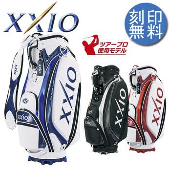【NEW】ダンロップ XXIO ゼクシオ キャディバッグ 9.5型 GGC-X090 デジボトムDUNLOP ゴルフ (キャディーバッグ)【KOBE】