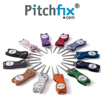 世界No.1グリーンフォークPitchfix メール便可能 高品質新品 本物 ピッチフィックス クラシックフォーク ワンタッチ式グリーンフォーク T-281 ライト 旧T-224 LITE Pitchfix セール価格