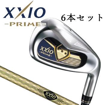 SP-900 ゴルフ) (DUNLOP ゼクシオ カーボンシャフト PRIME XXIO ダンロップ IRON アイアン6本セット(#7~9,PW,AW,SW) プライム
