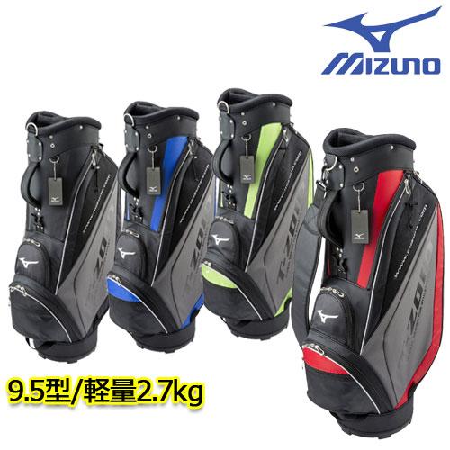 ミズノ ティーゾイド キャディバッグ 5LJC1793 9.5型 2.7kg 47インチ対応 メンズ MIZUNO ゴルフ T-ZOID【ラッキーシール対応】