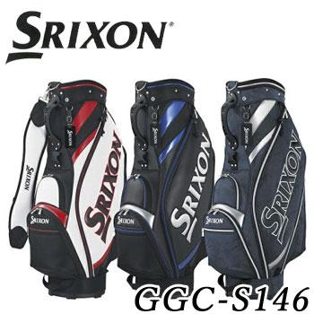 [NEW]ダンロップ SRIXON スリクソン 軽量キャディバッグ 9型 GGC-S146 DUNLOP ゴルフ (キャディーバッグ)【ラッキーシール対応】