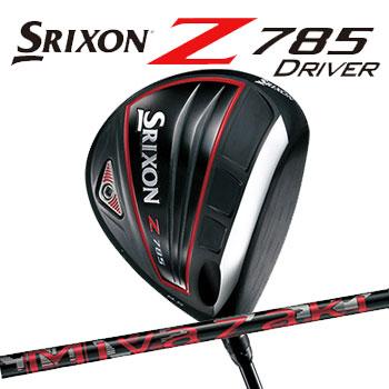 [NEW]ダンロップ スリクソン Z785 ドライバー Miyazaki Mahana カーボンシャフト SRIXON Z785 DRIVER 【ラッキーシール対応】