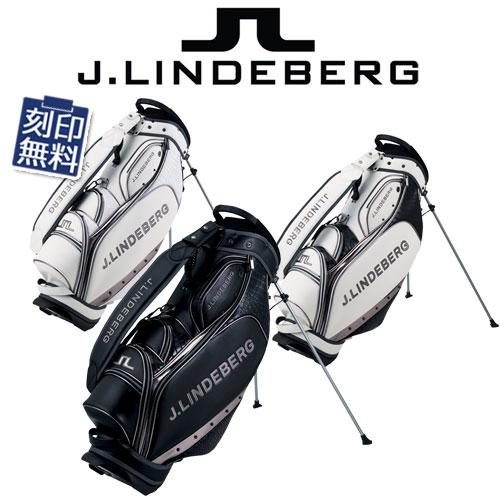 即納★J.LINDEBERG キャディバッグ JL-019S(28752) スタンド式 9型 ゴルフ ジェイリンドバーグ 日本限定モデル ツアーモデル 【ラッキーシール対応】