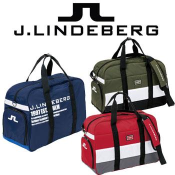即納★J.LINDEBERG ボストンバッグ JL-114(28422) W48×D23×H35cm ゴルフ ジェイリンドバーグ 日本限定モデル 【ラッキーシール対応】