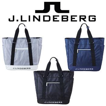 即納★J.LINDEBERG トートバッグ JL-115T(28480) W37×D20×H37cm シューズ収納袋付 ゴルフ ジェイリンドバーグ 日本限定モデル 【ラッキーシール対応】