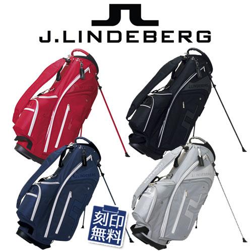 即納★[NEW]J.LINDEBERG スタンドキャディバッグ JL-018S(28676) 9型 ゴルフ ジェイリンドバーグ【ラッキーシール対応】