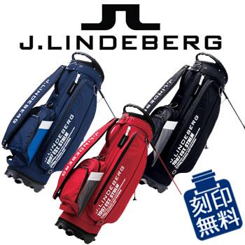 【日本正規品】[ネームプレート刻印サービス] 即納★50%OFF J.LINDEBERG スタンドキャディバッグ JL-014S(28421) 9型 47インチ ゴルフ ジェイリンドバーグ 日本限定モデル 【ラッキーシール対応】