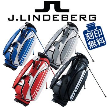 即納★[2020/NEW]J.LINDEBERG キャディバッグ JL-020S 9型 ゴルフ ジェイリンドバーグ スタンド式 【セール価格】