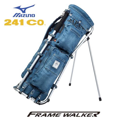 ミズノ 241CO. フレームウォーカー キャディバッグ 5LJC20070014 MIZUNO FRAMEWALKER ゴルフ
