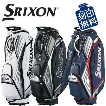 [2019/NEW]ダンロップ SRIXON スリクソン キャディバッグ 9.5型 GGC-S157 スポーツモデル DUNLOP ゴルフ (キャディーバッグ)【ラッキーシール対応】