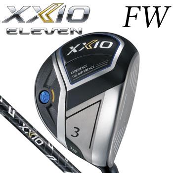 ダンロップ ゼクシオ イレブン フェアウェイウッド ゼクシオ MP1100 カーボンシャフト XXIO ELEVEN FW ネイビー レッド (DUNLOP ゴルフ) 【セール価格】