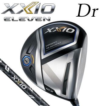 ダンロップ ゼクシオ イレブン ドライバー ゼクシオ MP1100 カーボンシャフト XXIO ELEVEN ネイビー レッド (DUNLOP ゴルフ) 【セール価格】