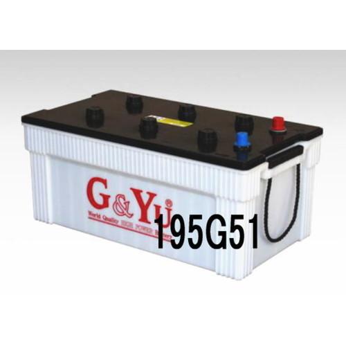 (G&Yu) バッテリー 業務用プロバッテリー 195G51