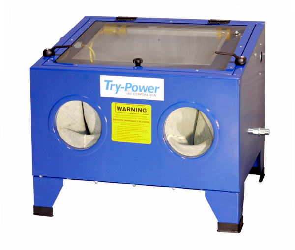 (Try-Power)トライパワー サンドブラストTR-135SB T135 研磨剤が飛び散らない サンドブラスター キャビネット AC-100V 電動工具 株式会社イリイ