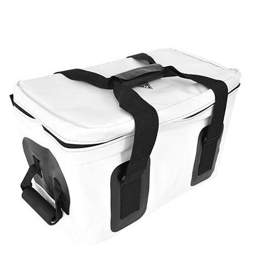 (SEATTLESPORTS)シアトルスポーツ ソフトクーラー 40Qtホワイト |キャンプ用品 クーラーボックス アウトドア用品 グッズ バッグ キャンプ アウトドア バーベキュー クーラーバッグ 保冷 ソフト bbq 便利