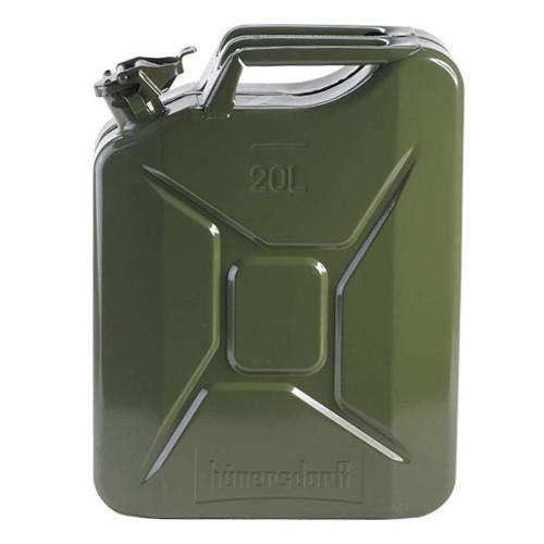 訳あり商品 (HUNERSDORFF)ヒューナスドルフ MetalKanister MetalKanister CLASSIC オリーブ 20L 20L オリーブ, カミサイバラソン:6757231f --- aqvalain.ru