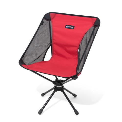 (Helinox)ヘリノックス スウィベルチェア RD | アウトドア アウトドア用品 アウトドアー 用品 アウトドアグッズ キャンプ キャンプ用品 おしゃれ チェア チェアー 椅子 いす イス キャンプチェアー アウトドアチェア キャンプグッズ キャンピングチェア バーベキュー bbq