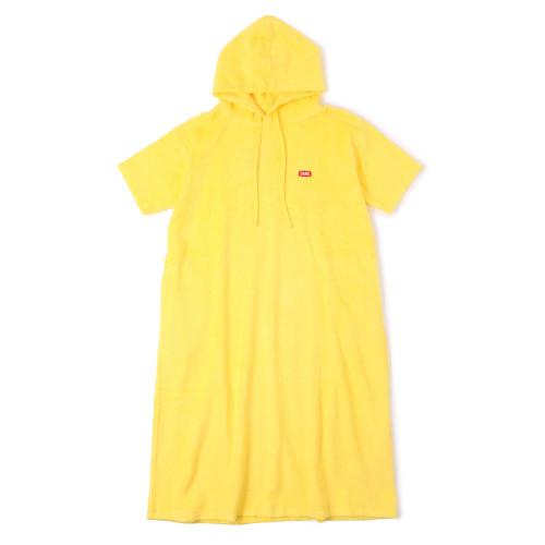 (CHUMS)チャムス パイルワンピース (Surf Yellow) Ladys